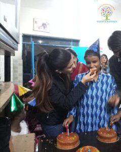 Urvashi at Birthday Manao