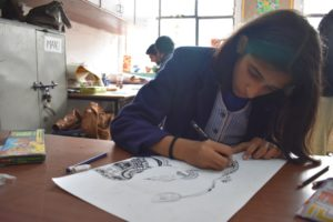 Painting competition